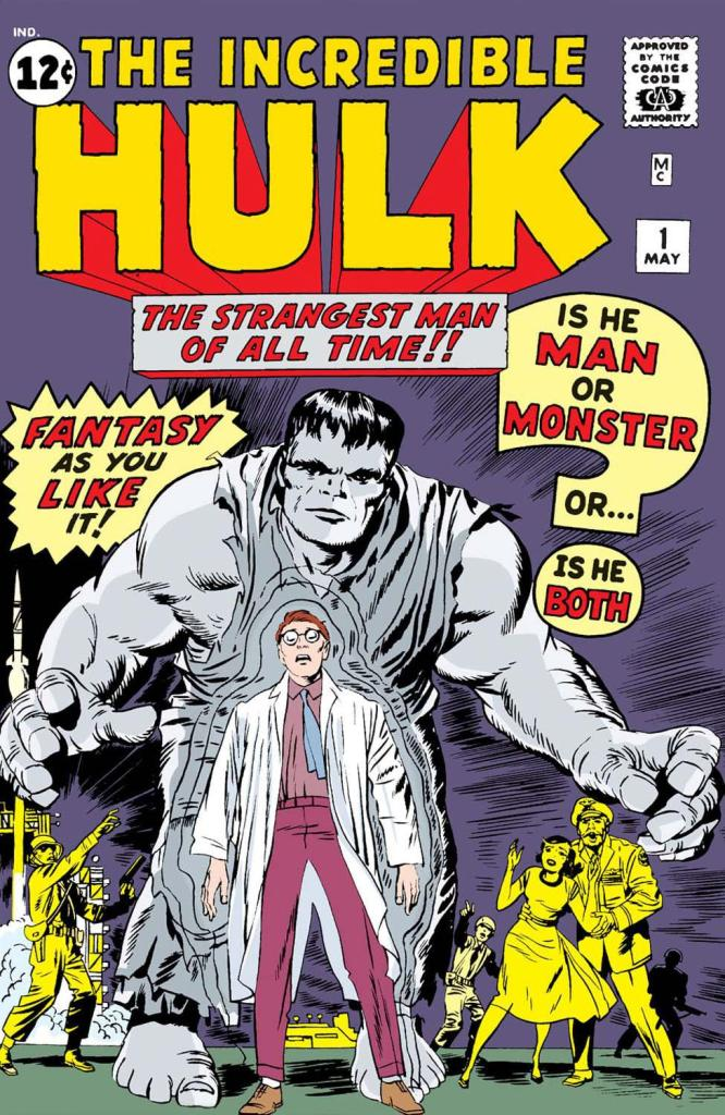 The Incredible Hulk Issue #1, Photo Credit: Marvel