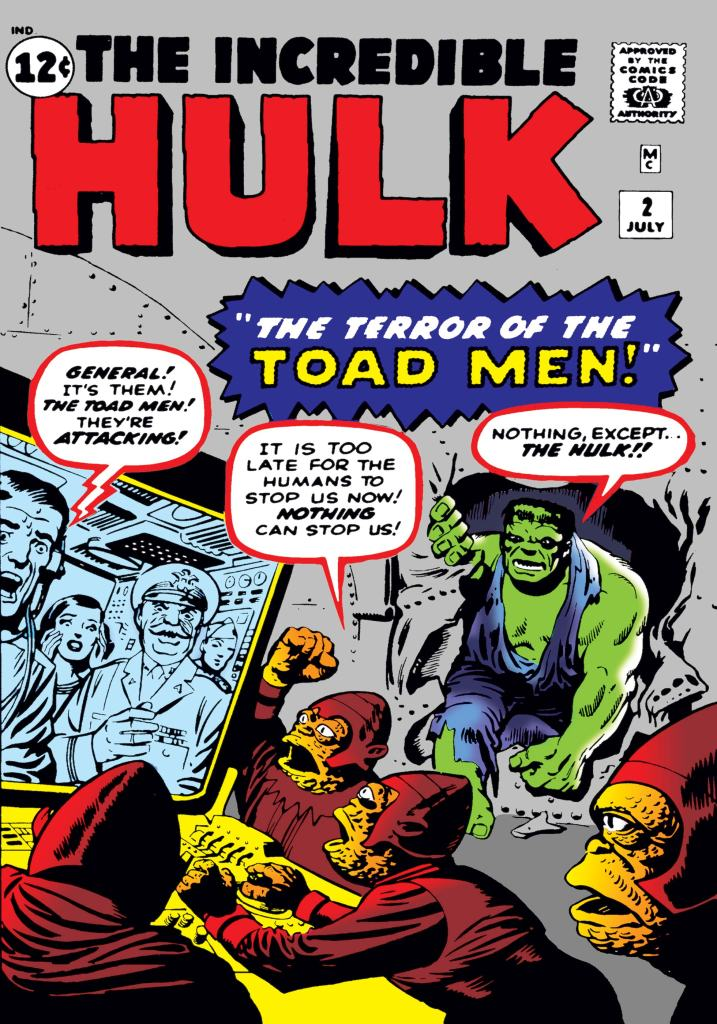 The Incredible Hulk Issue #2, Photo Credit: Marvel