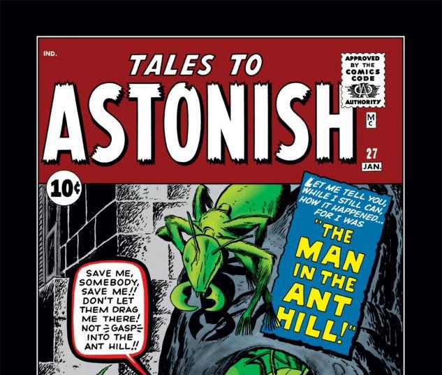 Tales to Astonish #27 Photo Credit: Marvel